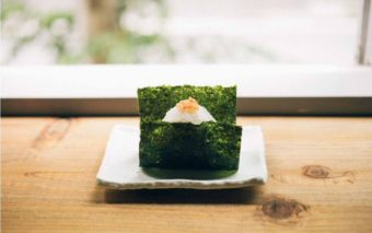 おむすびをテーマに、日本橋本町から食と情報を発信するカルチャー長屋「andon」