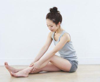 脚をほぐせば見た目が変わる。血行を良くして痩せやすい脚を目指す魔法のマッサージ