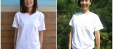 「ANSWEAR(アンサー)」のセミオーダーの白シャツ