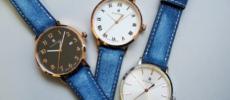 monologue<モノローグ>のおすすめデニムベルトの限定腕時計