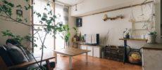 まるでヨーロッパ映画のお部屋のよう。ヴィンテージ×手作りで彩るおしゃれなインテリア
