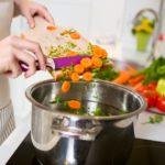 おいしく食べてきれいになれる。野菜の色や旨みを活か...
