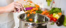 野菜の色や旨みを活かしたスープのレシピ