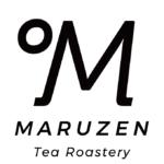 焙煎温度で選ぶ日本茶カフェMaruzen Tea Roastery<マルゼンティーロースタリー>のロゴ