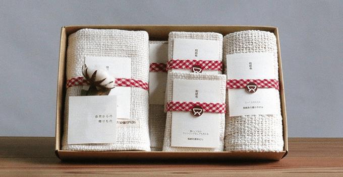 手紡ぎ木綿専門店「益久染織研究所」のおすすめスタートセット