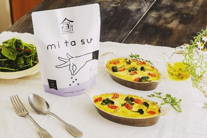 化学調味料や保存料不使用、「mitasu(ミタス)」のおすすめレトルト食品、チキン