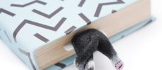 ユニークなデザインの栞「My Bookmark<マイブックマーク>」