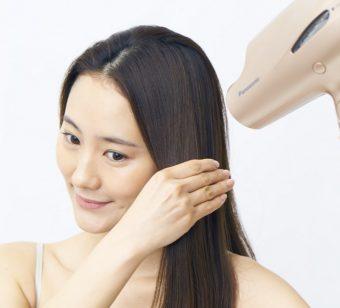 美髪のための正しいドライヤーのかけ方の基本3