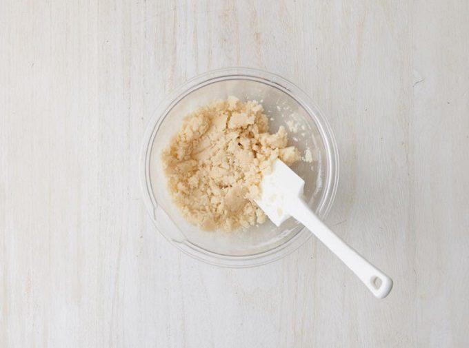 ダイエット中にもおすすめヘルシーなスイーツ「ベリータルト」のレシピ、手順2