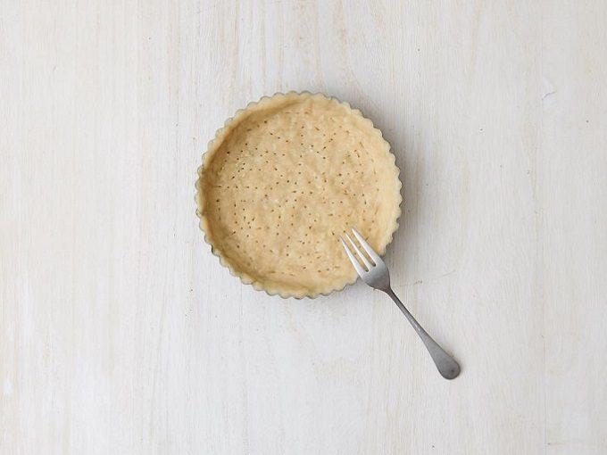 ダイエット中にもおすすめヘルシーなスイーツ「ベリータルト」のレシピ、手順3