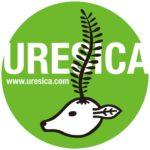 西荻窪のショップ&ギャラリー「ウレシカ」のロゴ