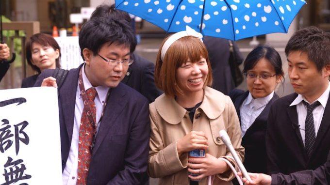 ドキュメンタリー映画『愛と法』のワンシーン2