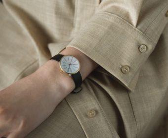 洗練された北欧デザインを身に着ける。カスタマイズも楽しい「ARNE JACOBSEN」の腕時計
