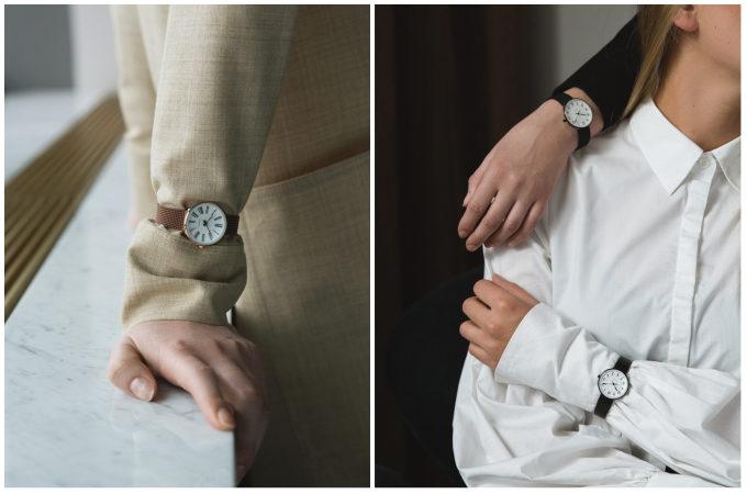 「ARNE JACOBSEN(アルネ・ヤコブセン)」の腕時計2