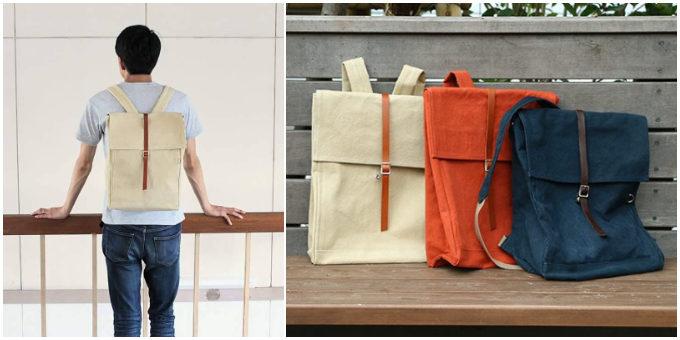 おしゃれで機能的な「BAGWORKS(バッグワークス)」のおすすめバッグ、ボーイスカウトのバッグ