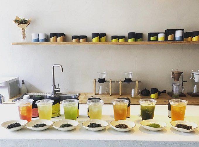 注目の日本茶専門店「CHABAKKA TEA PARKS(チャバッカティーパークス)」の高品質の茶葉