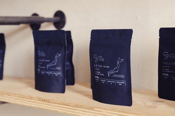 注目の日本茶専門店「CHABAKKA TEA PARKS(チャバッカティーパークス)」の定期購入できる茶葉