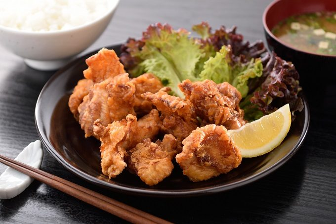 山椒のおすすめお手軽レシピ「鶏の山椒唐揚げ」