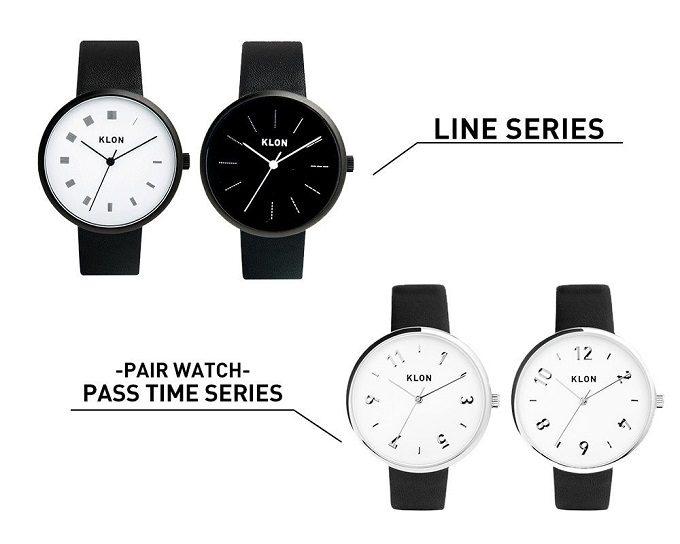 大人女子におすすめの「KLON」のシンプルでおしゃれなデザインの腕時計、こだわりのポイント