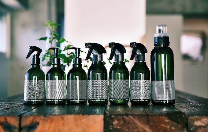 ギフトにもおすすめ、よい香りのおしゃれな洗剤「Komons(コモンズ)」のラインナップ