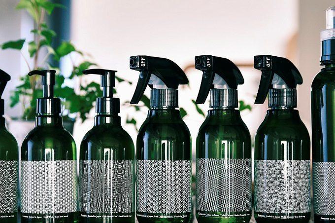 ギフトにもおすすめ、よい香りのおしゃれな洗剤「Komons(コモンズ)」2