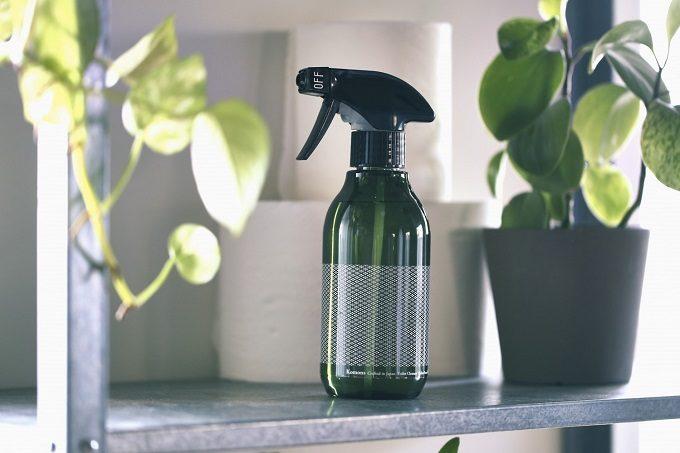 ギフトにもおすすめ、よい香りのおしゃれな洗剤「Komons(コモンズ)」、トイレクリーナー