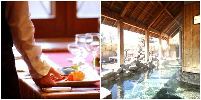 秋の旅行におすすめ長野・蓼科の「蓼科東急ホテル」の料理とスパリゾート