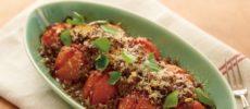 色鮮やかな一皿が嬉しい。トマト・ニンジンの栄養成分を引き出す熱々レシピ<2選>