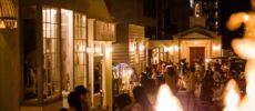 目黒のおしゃれな写真スタジオEASEの「路地裏dining」1