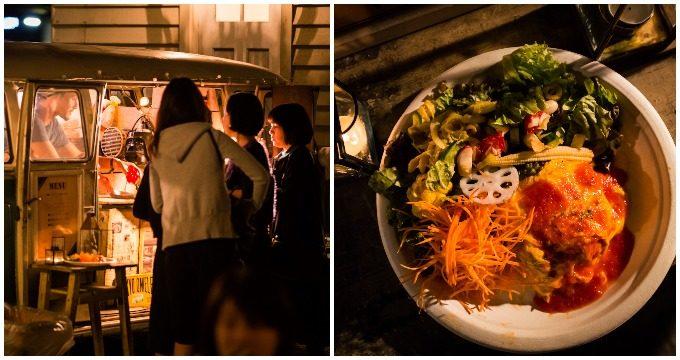 まるで外国のよう。おしゃれな空間で食事やライブを楽しむ大人のフェス「路地裏dining」