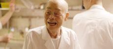 映画『世界が愛した料理人』、「すきやばし次郎」の主人・小野二郎