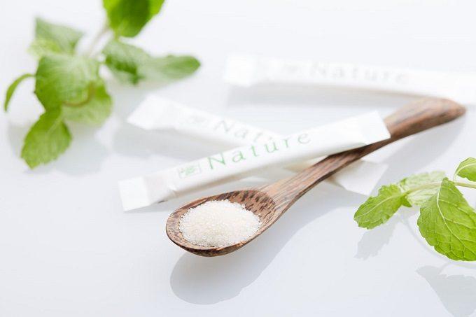 ダイエット中におすすめ、カロリー0の体に優しい植物由来の甘味料「シュガーカットナチュレ」