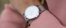 大人女子におすすめのシンプルでおしゃれな「TRIWA(トリワ)」の腕時計