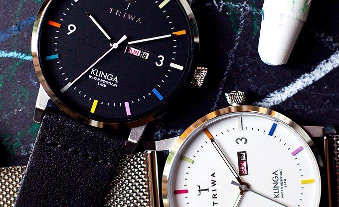 大人女子におすすめのシンプルで独特の色使いがおしゃれな「TRIWA(トリワ)」の腕時計