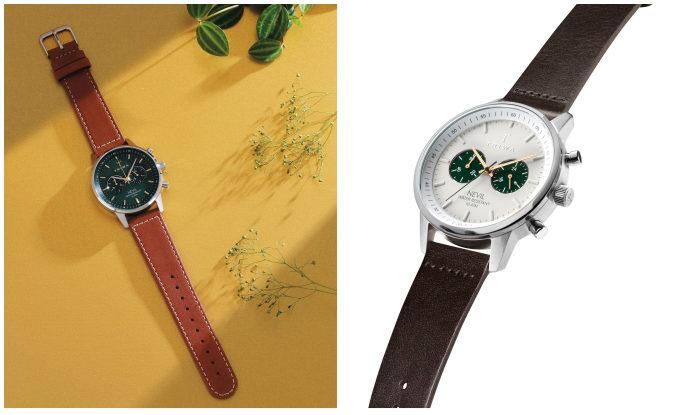 大人女子におすすめのシンプルでおしゃれな「TRIWA(トリワ)」の革ベルトの腕時計