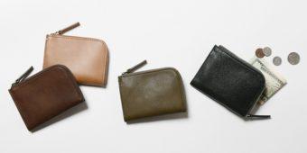 コンパクトでも収納力抜群。この機会に手にしたい「土屋鞄製造所」の限定ミニ財布