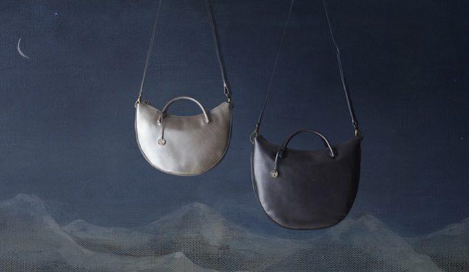 大人女子におすすめ、「マザーハウス」の上品なレザーバッグ「Tsuiakari -月明り-」