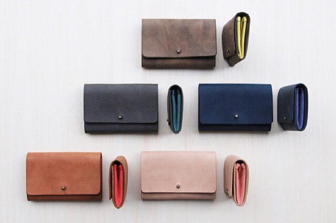 大人女子におすすめ、「YUSHI SOSHIRODA」の革のお財布