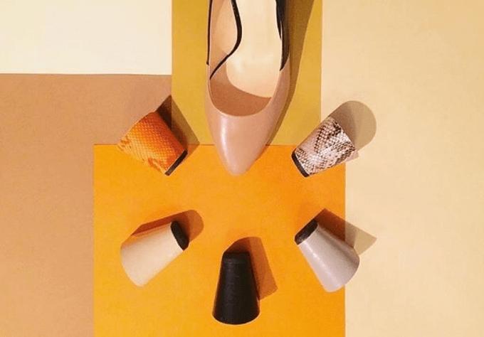 ヒールが取り替え可能な「FAMZON(ファムゾン)」のおしゃれな着せ替え靴