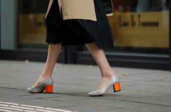ヒールが取り替え可能。ワンタッチで理想の自分に近付く「FAMZON」の着せ替え靴