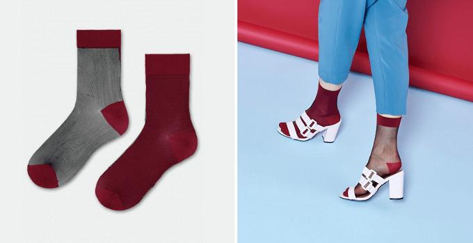 秋冬におすすめの「HYSTERIA(ヒステリア)」のおしゃれな靴下「Filippa Nylon」