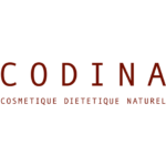オーガニックブランド「コディナ」のロゴ