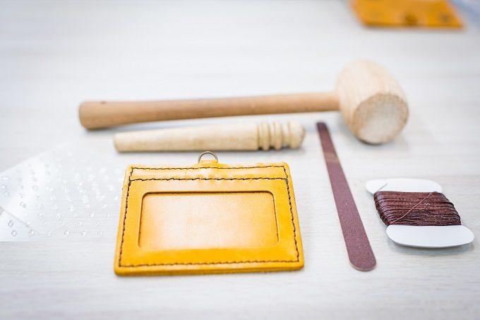東急ハンズおすすめの手作り革小物キット2