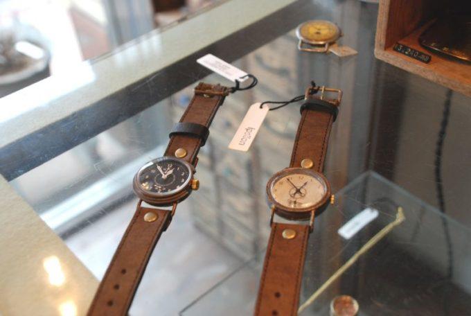 国立にある「fase by ipsilon..」の腕時計2