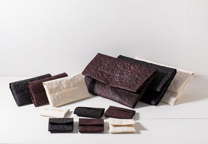 大人におすすめ、手漉き和紙を使った「帋屋(かみや)」シンプルで上質なお財布2