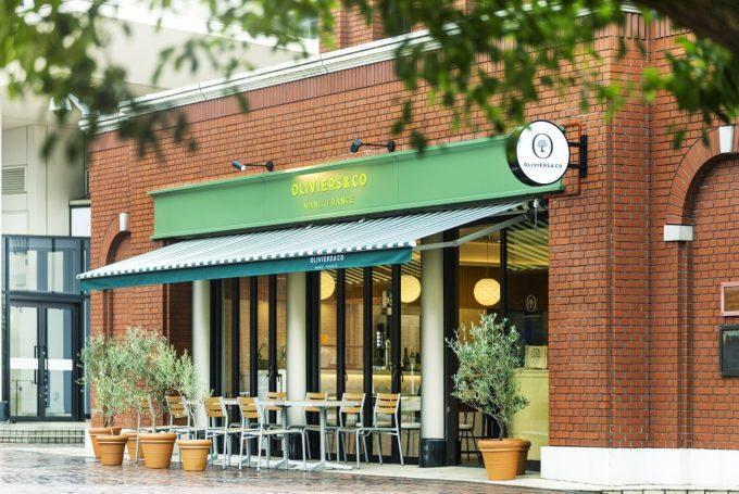 OLIVIERS&CO恵比寿店の外観1