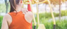 背中引き締めに効果のあるトレーニング