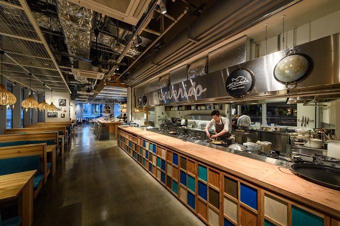 渋谷ストリームのおすすめスペインレストラン「XIRINGUITO Escriba(チリンギート エスクリバ)」の店舗写真