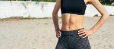 引き締まったお腹を目指す体幹トレーニング特集