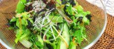 ドレッシングのマンネリ脱出。白だしや粉末ガラスープでアレンジする絶品サラダレシピ<3選>